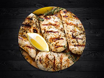 Chicken Harissa