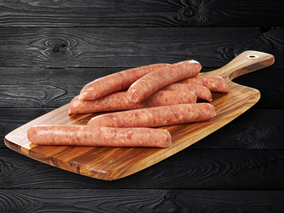 Chicken Tikka Sausages